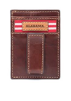 Jack Mason Alabama Tailgate Multicard Front Pocket Wallet