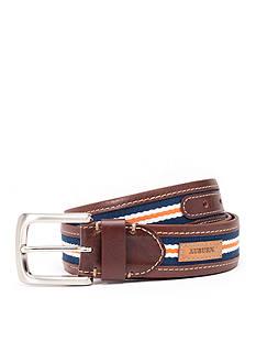 Jack Mason Auburn Tailgate Belt