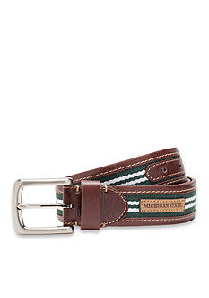 Jack Mason Michigan State Tailgate Belt