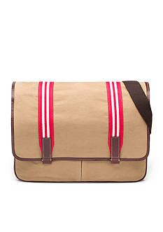Jack Mason Wisconsin Tailgate Messenger Bag