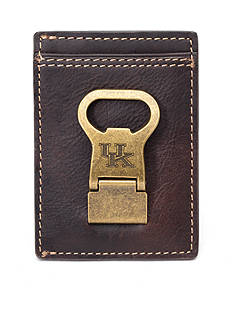 Jack Mason Kentucky Gridiron Multicard Front Pocket Wallet