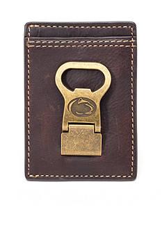 Jack Mason Penn State Gridiron Multicard Front Pocket Wallet
