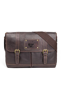 Jack Mason Kansas Gridiron Messenger Bag