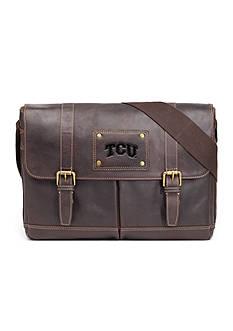 Jack Mason TCU Gridiron Messenger Bag