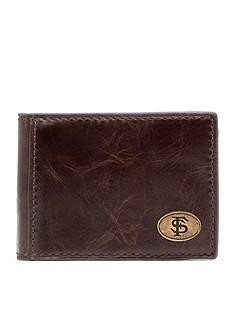Jack Mason Florida State Legacy Flip Bifold Front Pocket Wallet