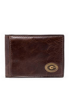 Jack Mason Georgia Legacy Flip Bifold Front Pocket Wallet