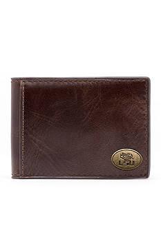 Jack Mason LSU Legacy Flip Bifold Wallet