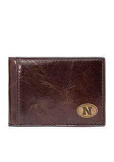 Jack Mason Nebraska Legacy Flip Bifold Front Pocket Wallet