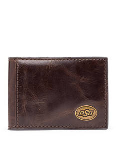 Jack Mason Oklahoma State Legacy Flip Bifold Front Pocket Wallet