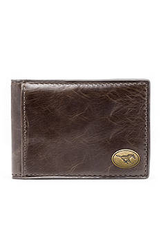 Jack Mason SMU Legacy Flip Bifold Front Pocket Wallet