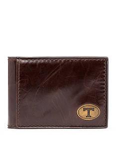 Jack Mason Tennessee Legacy Flip Bifold Front Pocket Wallet