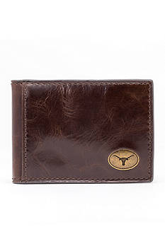 Jack Mason Texas Legacy Flip Bifold Front Pocket Wallet