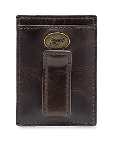 Jack Mason Purdue Legacy Multicard Front Pocket Wallet