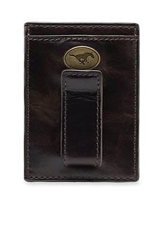 Jack Mason SMU Legacy Multicard Front Pocket Wallet