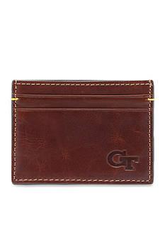 Jack Mason Georgia Tech Hangtime Card Case Wallet