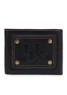 Jack Mason Kentucky Gridiron Bifold Wallet