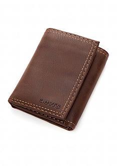 Levi's Trifold Zipper Wallet