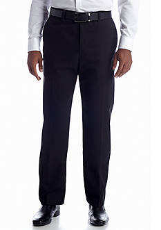 Haggar® Classic Fit Flat Front  Non-Iron  Pants