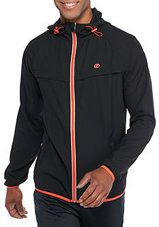 SB Tech Lightweight Solid Full Zip Jacket