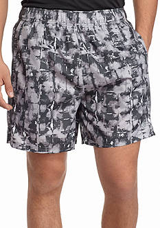 SB Tech Printed Comfort Running Shorts