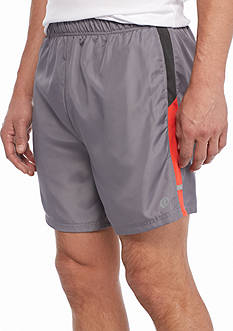 SB Tech Striped Panel Run Shorts