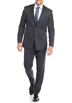 Austin Reed •Classic-Fit Stripe Suit