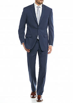 Austin Reed Classic-Fit Herringbone Suit