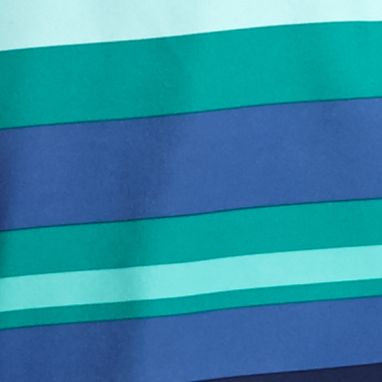 Men: Shop By Activity Sale: Mint Print Ocean & Coast Stripe Swim Trunks