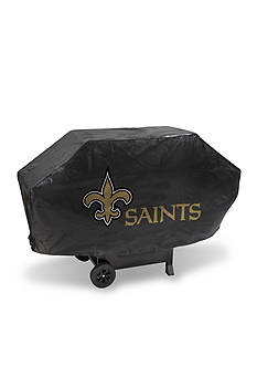 Rico Industries New Orleans Saints Deluxe Grill Cover