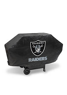 Rico Industries Oakland Raiders Deluxe Grill Cover