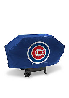 Rico Industries Chicago Cubs Deluxe Grill Cover