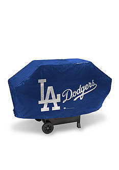 Rico Industries Dodgers LA Logo Deluxe Grill Cover