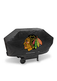 Rico Industries Chicago Blackhawks Deluxe Grill Cover