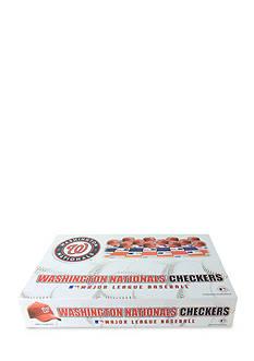 Rico Industries Washington Nationals Checker Set