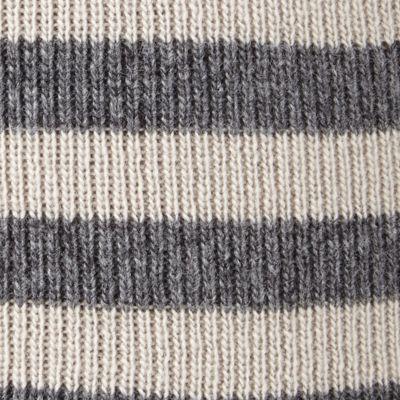 Original Penguin: Eiffel Tower Original Penguin Striped Knit Beanie Cap