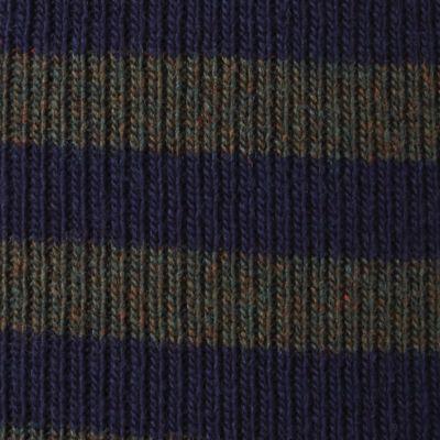 Original Penguin: Sycamore Original Penguin Striped Knit Beanie Cap