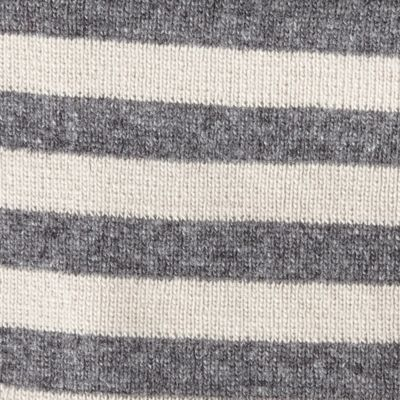 Original Penguin: Eiffel Tower Original Penguin Striped Knit Scarf