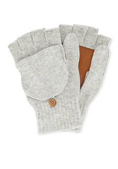Original Penguin Knit Convertible Gloves