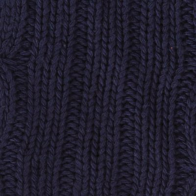 Guys Accessories: Cold Weather: Dark Sapphire Original Penguin Cable Knit Scarf