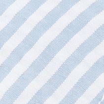 golf apparel: Light Indigo Original Penguin 'Atlantis' Striped Driving Cap