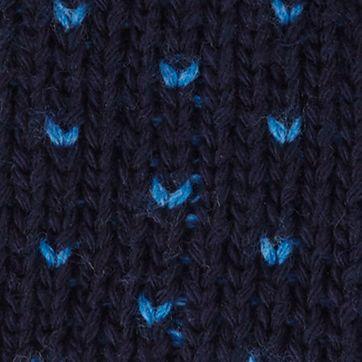 Original Penguin: Dark Sapphire Original Penguin Birdseye Fleece Lined Scarf Knit Neck Warmer