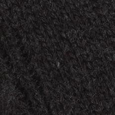 Haggar: Charcoal Haggar Cable Knit Gloves