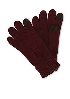 Haggar Cable Knit Gloves