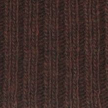 Haggar: Brown Haggar Geo Pattern Knit Beanie Cap