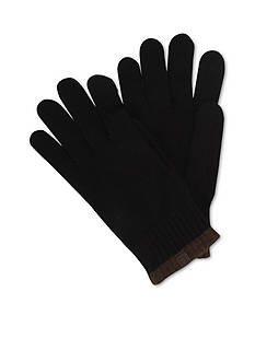 Haggar Multi Stripe Knit Gloves