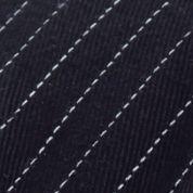 Men's Accessories: Caps & Hats: Dark Sapphire Haggar Suiting Colorblock Driving Cap