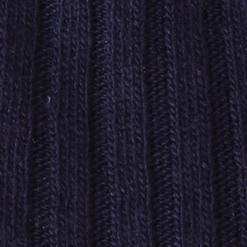 Guys Accessories: Cold Weather: Midnight Navy Haggar Heather 2 Tone Cuff Bean Cap