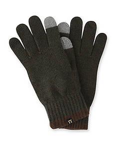 Haggar Heathered 2 Tone Gloves