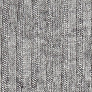 Guys Accessories: Cold Weather: Neutral Gray Haggar Heathered 2 Tone Scarf
