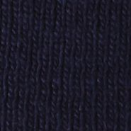 Guys Accessories: Cold Weather: Midnight Navy Haggar Striped Cuffed Beanie Cap